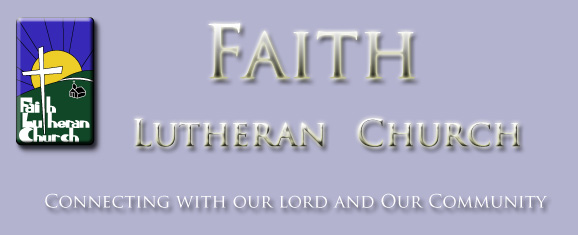 slideshow of images of Faith Lutheran Ministries